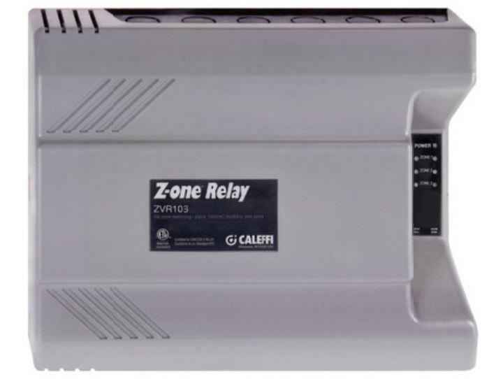 Caleffi Zone Relay ZVR103