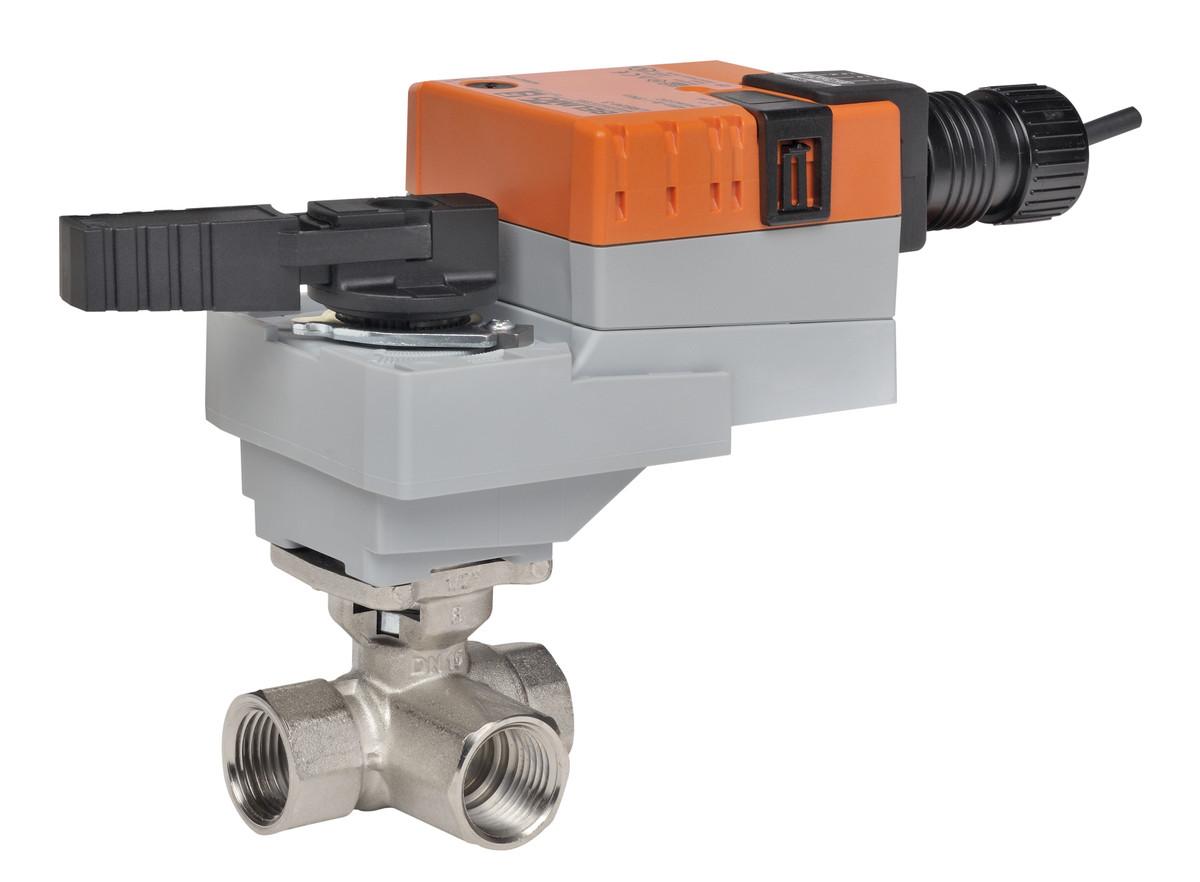 Belimo Mixing valve