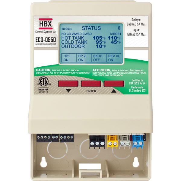 HBX ECO-0550 Central processing unit