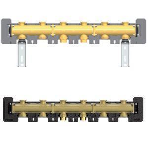 PAW 3 port manifold