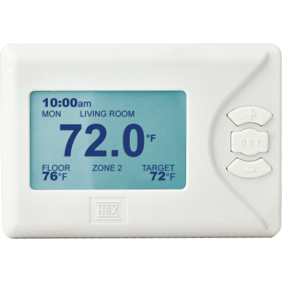 HBX THM-0300 WiFi Thermostat