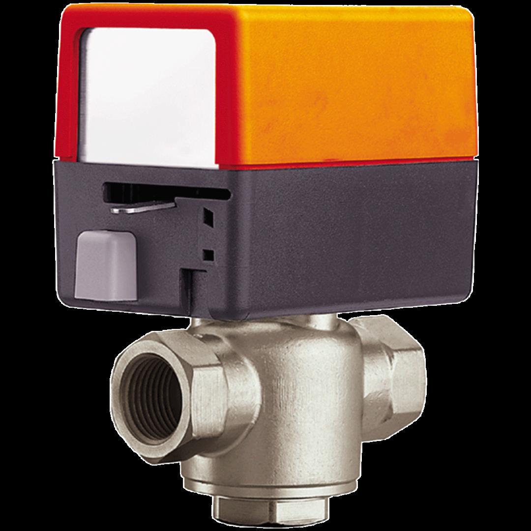 Belimo 3-way valve 240VAC