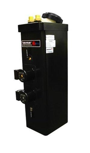 Geothermal pumpstation - 2 pump