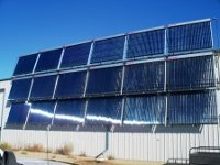 commerical solar heating