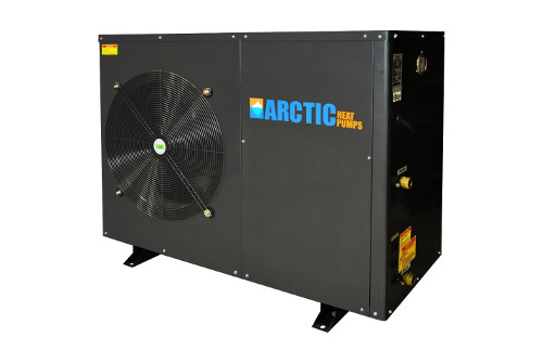 Arctic Hydronic Air to Water Heat Pump - 29,000 BTU with Cold Climate Inverter Technology