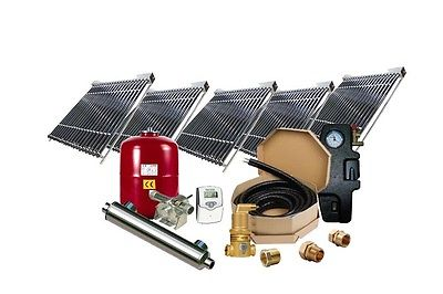 Solar Pool Heater - Hi Performance Solar Pool Heating System - SPH5
