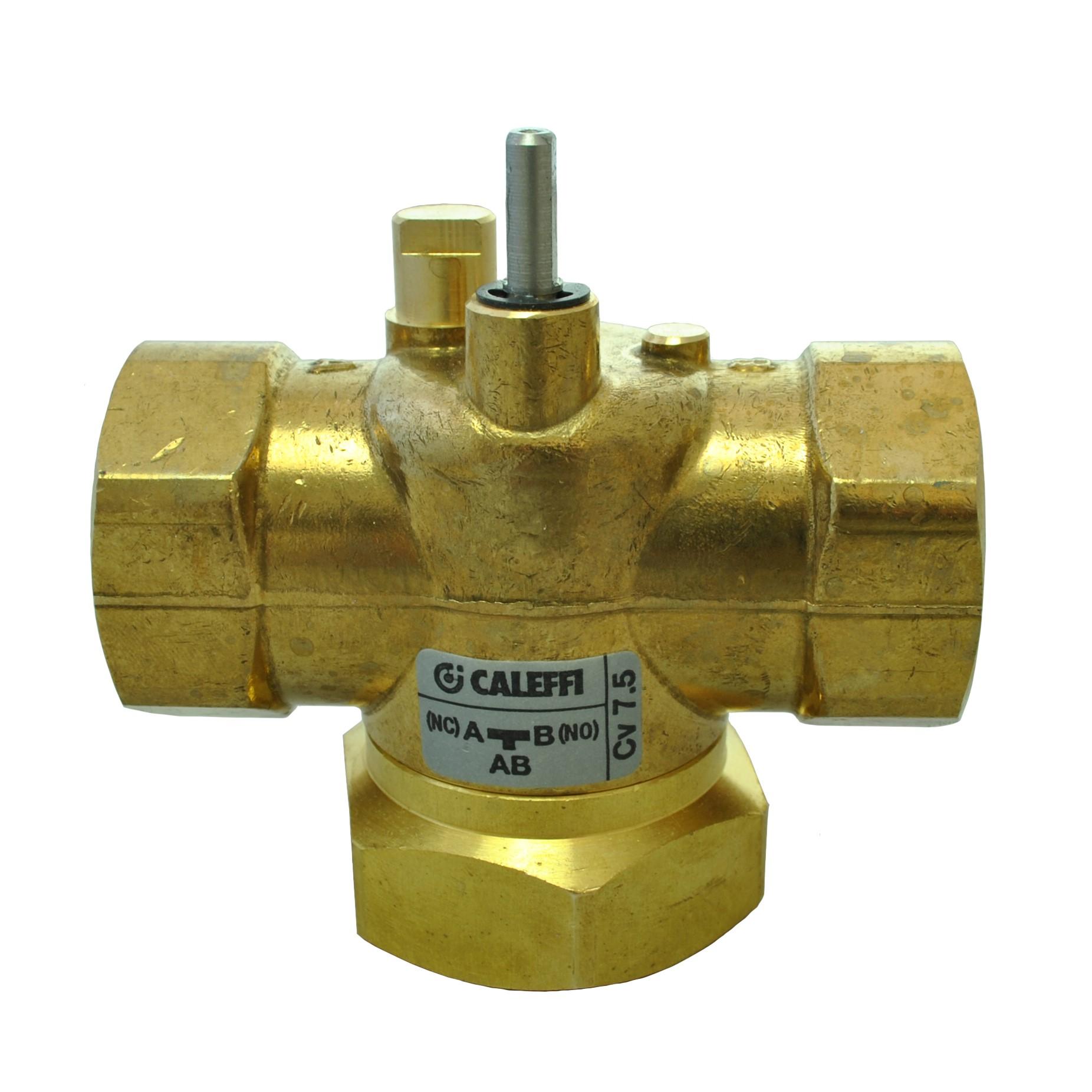 Caleffi Z-one 3 way valve