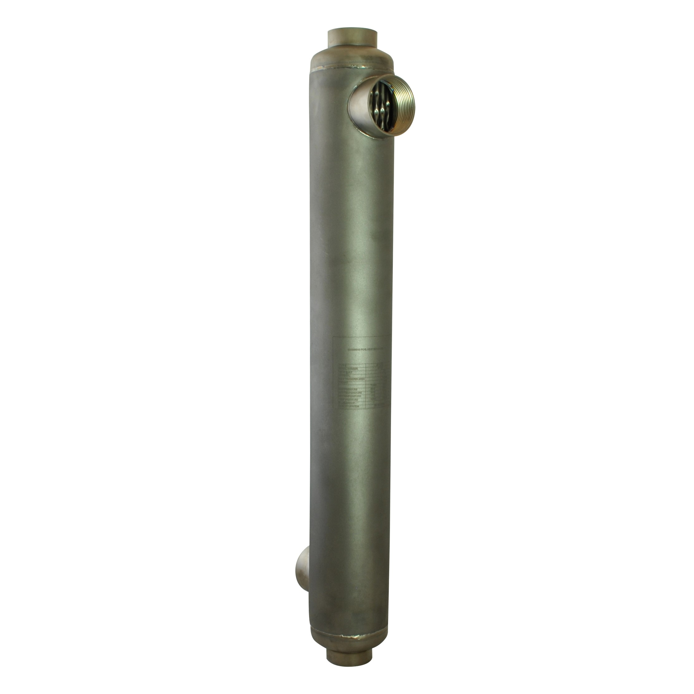 Bluepool ST175T heat exchanger