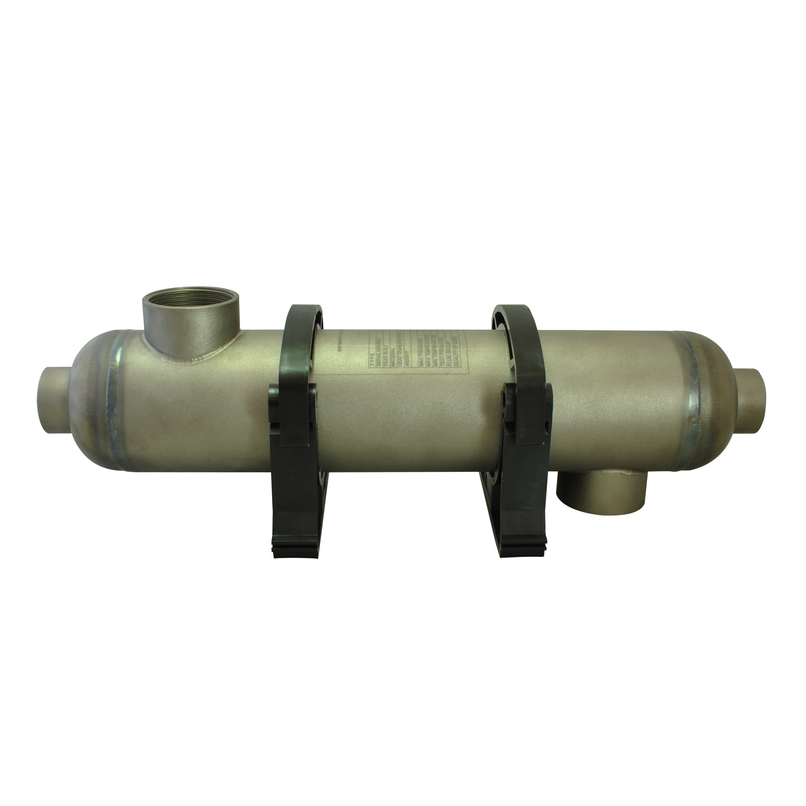 Bluepool ST45T heat exchaner