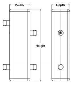 Veissmann dimensions