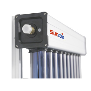 SunRain Solar Vacuum Tube Collector- 30 Tube Solar Water Heater