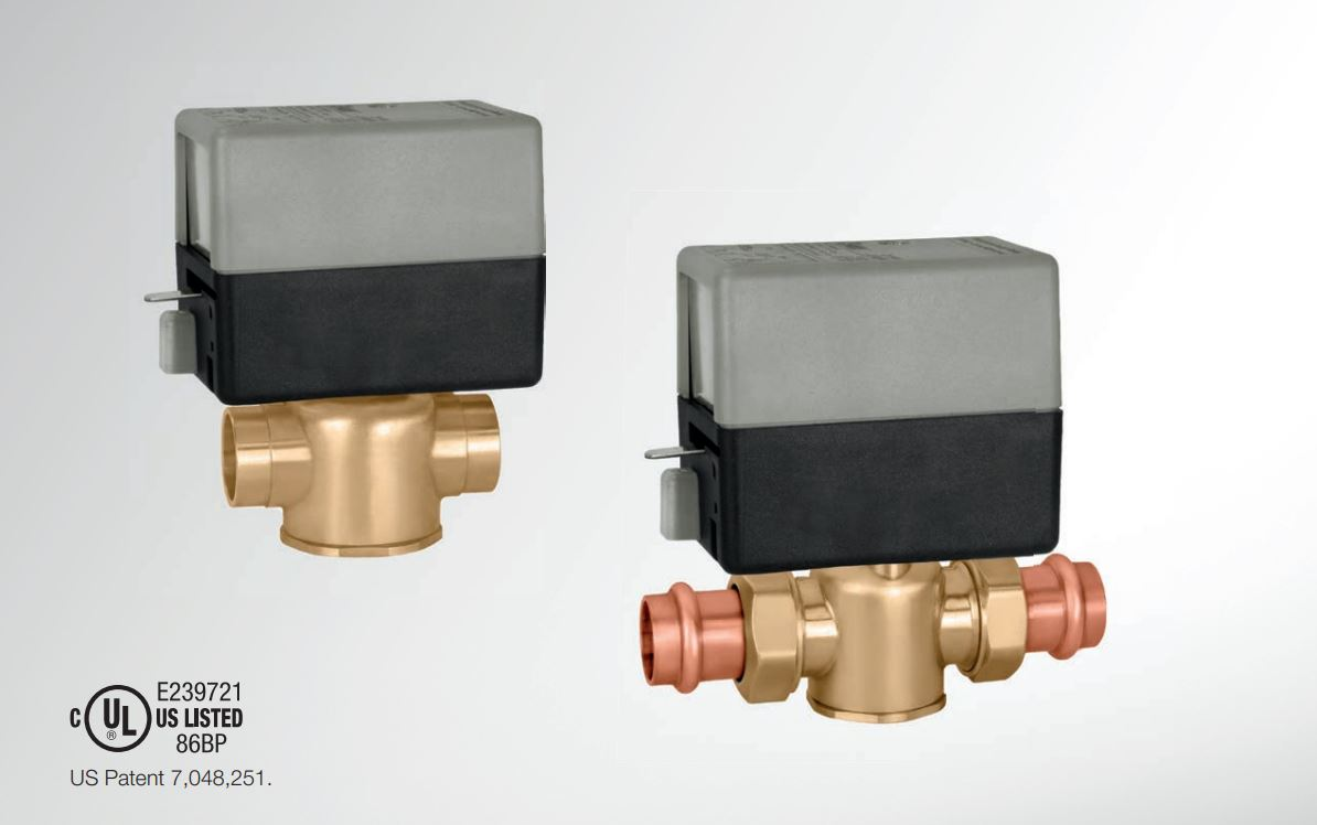 Caleffi Z-one - 120VAC Actuator for Motorized Zone Valves