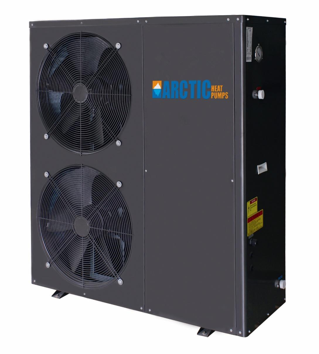 Arctic Hydronic Air to Water Heat Pump - 60,000 BTU with Cold Climate Inverter Technology