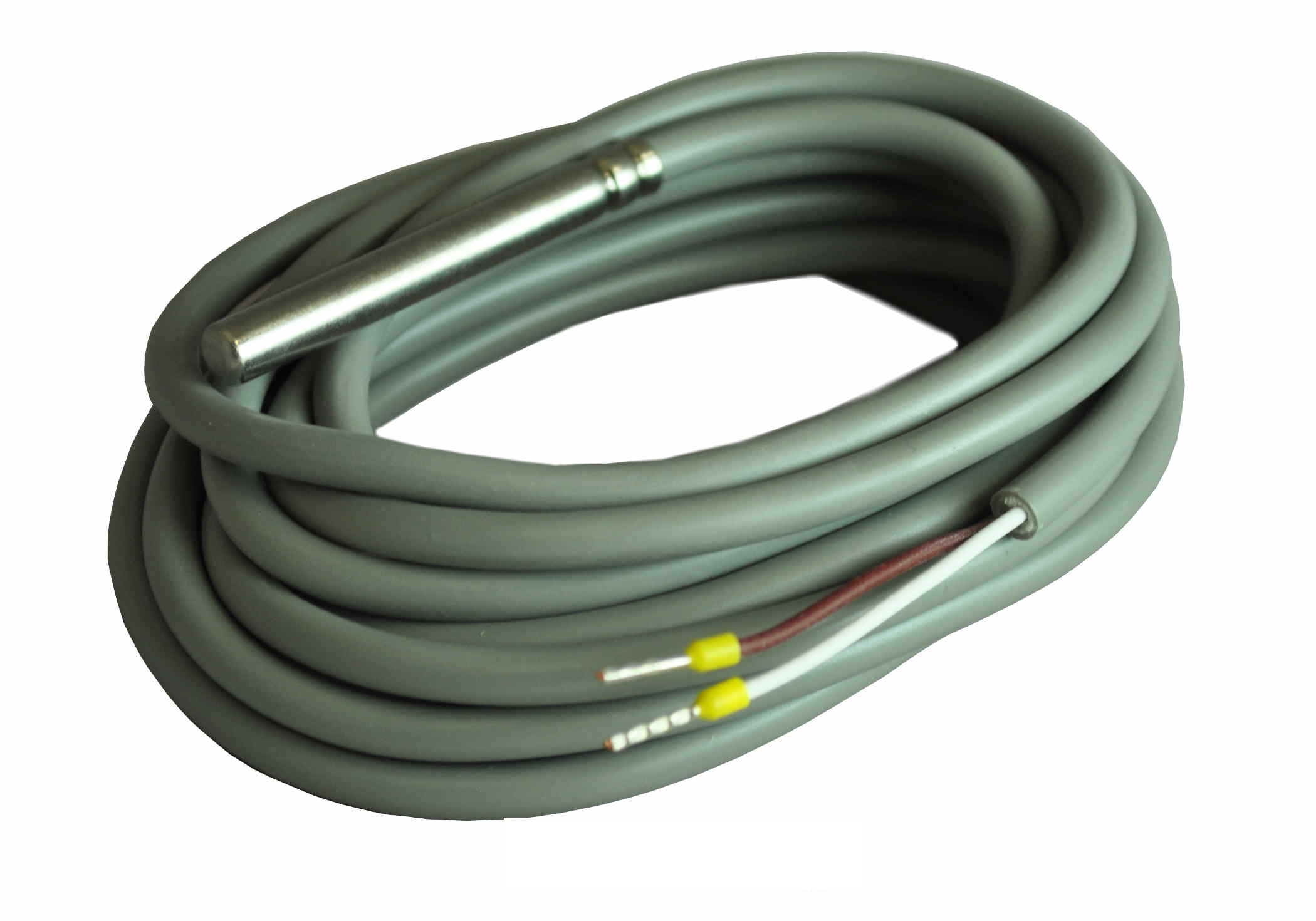FRP6 RESOL Temperature Sensor 5' - Gray