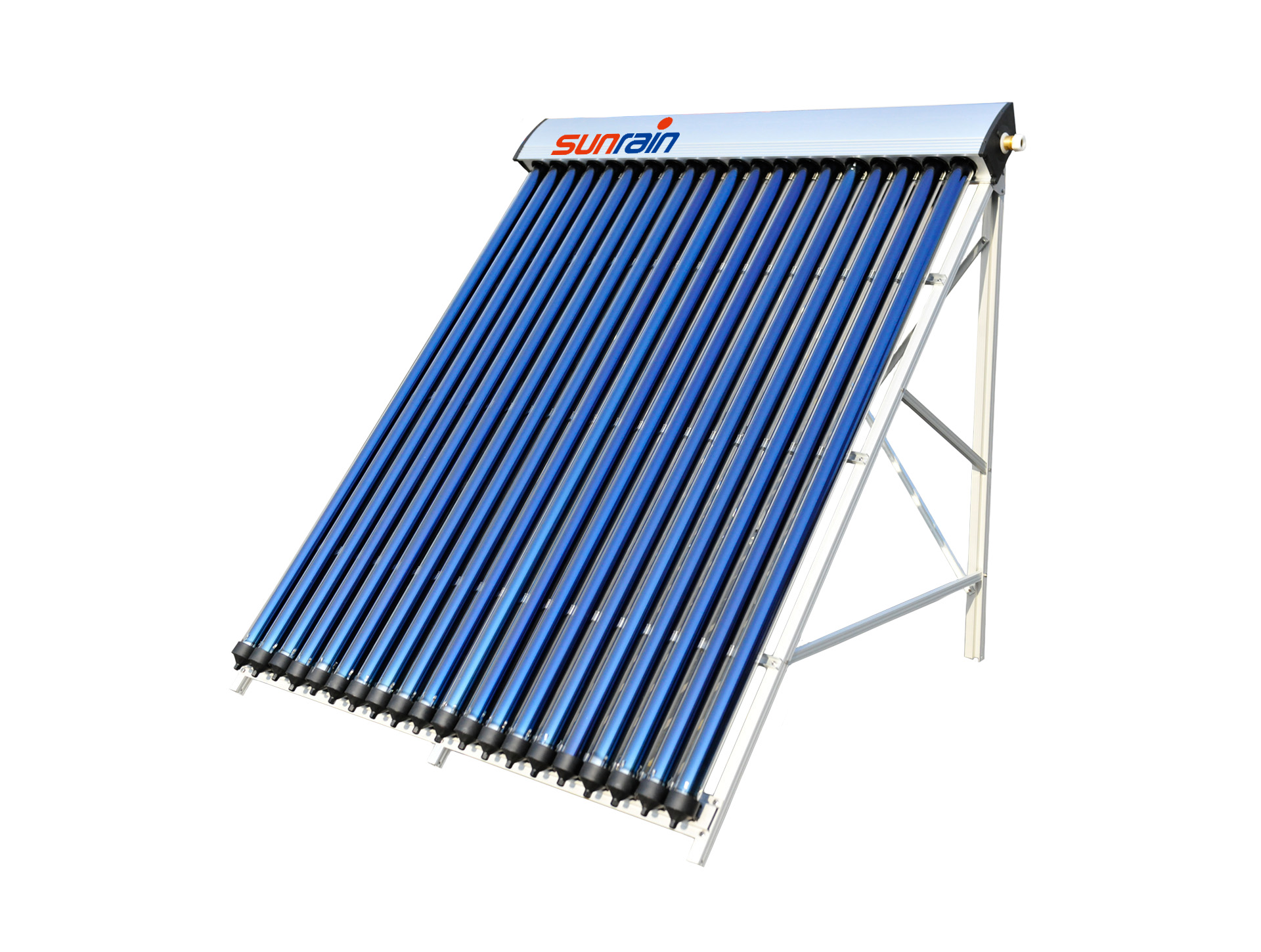 SunRain Solar Vacuum Tube Collector- 20 Tube Solar Water Heater