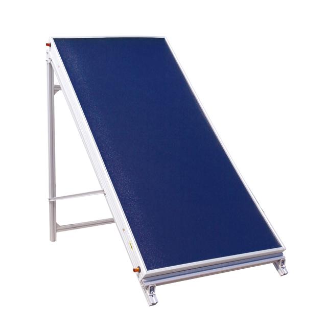 Sunrain Solar Flat Plate Collector Srcc Solar Water